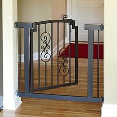 pet gate welding project