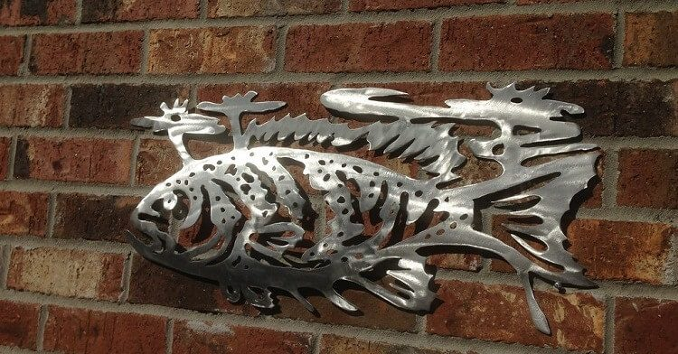 Metal Art for Plasma Cutters