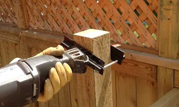 Best Tool For Cutting Fence Posts