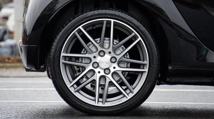 how to clean your rims with home products